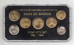 Grecia -  Serie Divisionale 1994  - Con Custodia - (MW1122) - Grecia