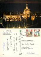Duomo, Milano, Italy Postcard Posted 1990 Stamp - Milano