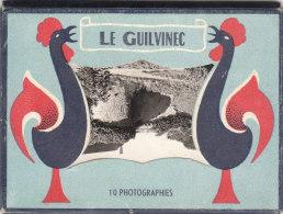 Le Guilvinec - Finistère (pochette De 10 Photos - Les Tirages Modernes Paris) - Lieux