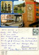Bergamo, BG Bergamo, Italy Postcard Posted 1992 Stamp - Bergamo
