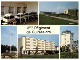 (ORL 290) France - Caserne Du 3ème Régiment De Cuirassiers - Barracks