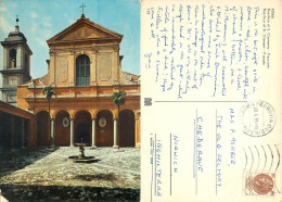 S Clemente, Roma, Italy Postcard Posted 1976 Stamp - Roma