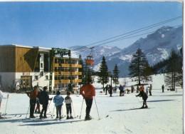Station De Ski De Pra Loup 1976  CPSM Ou CPM - France