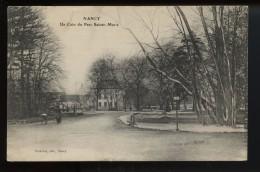 Nancy Un Coin Du Parc Sainte Marie - Nancy