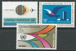 UNO NEW YORK 1974 Mi-Nr. 272/74 ** MNH (102) - New York -  VN Hauptquartier