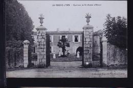 LA ROCHE SUR YON CHATEAU SAINT ANDRE D ORNAY - La Roche Sur Yon