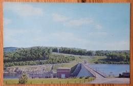 Newtown - Connecticut - Sandy Hook - The Dam At Lake Lillinonch - (n°6591) - Etats-Unis