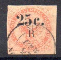 REUNION - YT N° 4 - Cote: 60,00 € - Oblitérés