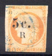 REUNION - YT N° 6 - Cote: 50,00 € - Usati