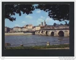 71  MACON   ....le Pont Et La Ville - Macon