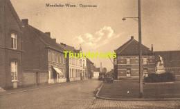 CPA MOERBEKE WAES OPPERSTRAAT - Moerbeke-Waas