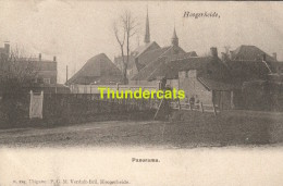 CPA HOOGERHEIDE PANORAMA - Pays-Bas