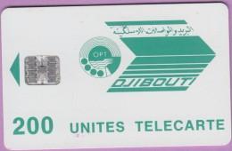 Djibouti °° 24 -  200 Unités - Sc7 . 1181  *** LUXE - Djibouti