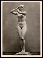 6206 - Alte Kunstkarte - Künstlerkarte - Skulptur - München Haus Der Deutschen Kunst - Josef Thorek - Das Urteil TOP - Sculptures