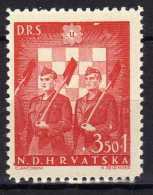Kroatien (NDH) 1944 Mi 162 C ** [270816XVI] - Croatia