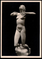 6209 - Alte Kunstkarte - Künstlerkarte - Skulptur - München Haus Der Deutschen Kunst - Josef Thorek - Himmelfahrt TOP - Sculptures