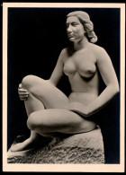 6210 - Alte Kunstkarte - Künstlerkarte - Skulptur - München Haus Der Deutschen Kunst - Aug. Wilh. Goebel - TOP - Sculptures