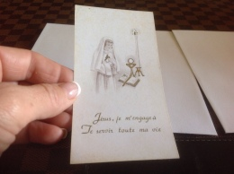 Image Religieuse  Image Pieuse Fraize - Images Religieuses
