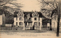 38 Le MONESTIER-de-CLERMONT  Villas Gaymard - France