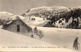 38  Environs De GRENOBLE : Le Chalet Du Recoin Et Chamrousse En Hiver - Other Municipalities