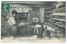 59 - ECOLE SUPERIEURE PROFESSIONNELLE DE FOURNES, Près LILLE - (6.) - Boulangerie De L'Etablissement - CPA - Zonder Classificatie