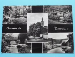 Souvenir De DAVERDISSE ( Arduenna ) Anno 19?? ( Zie Foto Details ) !! - Daverdisse
