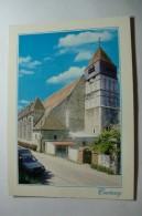 D 45 - Courtenay - L'église Saint Pierre - Courtenay
