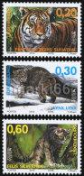 Luxembourg - 2013 - Felines - Mint Stamp Set - Unused Stamps