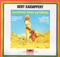 * LP *  BERT KAEMPFERT - EVERYBODY LOVES SOMEBODY (Belgium  1976 EX!!!) - Instrumentaal