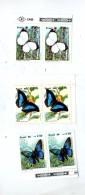 Timbre Neuf Papillon 1986 - Brésil