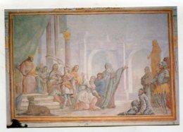 CHRISTIANITY - AK279697 Cesky Krumlov - St. Veitskirche - Die Malerei : Das Gericht Des Heiligen Veit - Saints