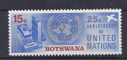 150026020  BOTSWANA  YVERT   Nº  218  **/MNH - Botswana (1966-...)