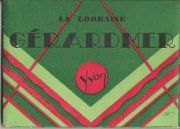 La Lorraine - Gérardmer - Pochette De 10 Mini Photos - 9 X 6,5 Cm - Edition Yvon - En Superbe état - - Lorraine