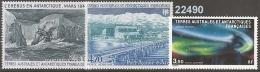 1984 - YT 79-80-81 ** - VC: 6.65 Eur. - Corréo Aéreo