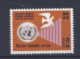 150026024  CEILAN  YVERT   Nº  422  **/MNH - Sri Lanka (Ceylon) (1948-...)