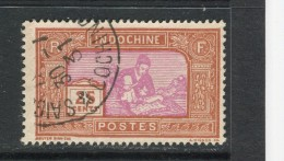 INDOCHINE - Y&T N° 141° - Sculpteur Sur Bois - Indochine (1889-1945)
