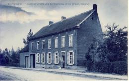 Bautersem Boutersem  Café-Restaurant Du Touring-Club  ( Prop.Polus ) 1907 - Boutersem