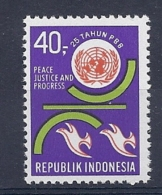 150026037  INDONESIA  YVERT    Nº 604  **/MNH - Indonesien