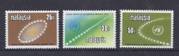 150026042  MALASIA  YVERT  Nº  76/8  **/MNH - Malaysia (1964-...)