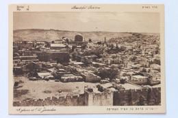 A Glance At Old Jerusalem, Beautiful Palestine, 1910-20s - Palestine
