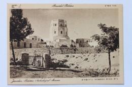Jerusalem, Palestine Archeological Museum, Beautiful Palestine, 1910-20s - Palestine