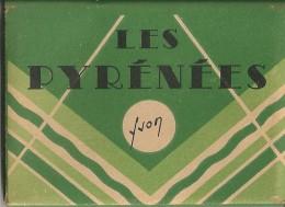 Les Pyrénées - Pochette De 20 Mini Photos - 9 X 6,5 Cm - Edition Yvon - En Superbe état - - Aquitaine