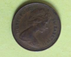 Grande Bretagne : Pièce 1 Penny, 1976 - Grande-Bretagne