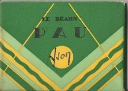 Pau - Pochette De 20 Mini Photos - 9 X 6,5 Cm - Edition Yvon - En Superbe état - - Pau
