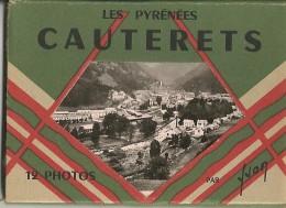 Cauterets - Pochette De 12 Mini Photos - 9 X 6,5 Cm - Edition Yvon - En Superbe état - - Cauterets