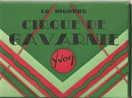 Cirque De Gavarnie - Pochette De 10 Mini Photos - 9 X 6,5 Cm - Edition Yvon - En Superbe état - - Gavarnie
