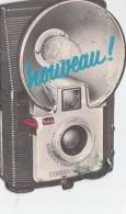 PUBLICITE DEPLIANT KODAK STARFLASH - Matériel & Accessoires