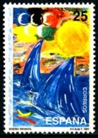ESPAGNE 1991 Yvert N° 2718 Neuf ** Sans Charnière Never Hinged - 1991-00 Nuovi