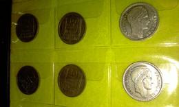 Lot 46 - 10 F - TURIN - FRANCE - 9 Pièces Monnaie - 1945 à 1949 - Valeur 40 Euro; - Francia