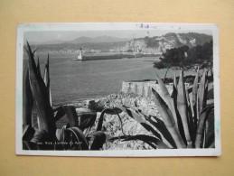 NICE. L'Entrée Du Port. - Transport Maritime - Port